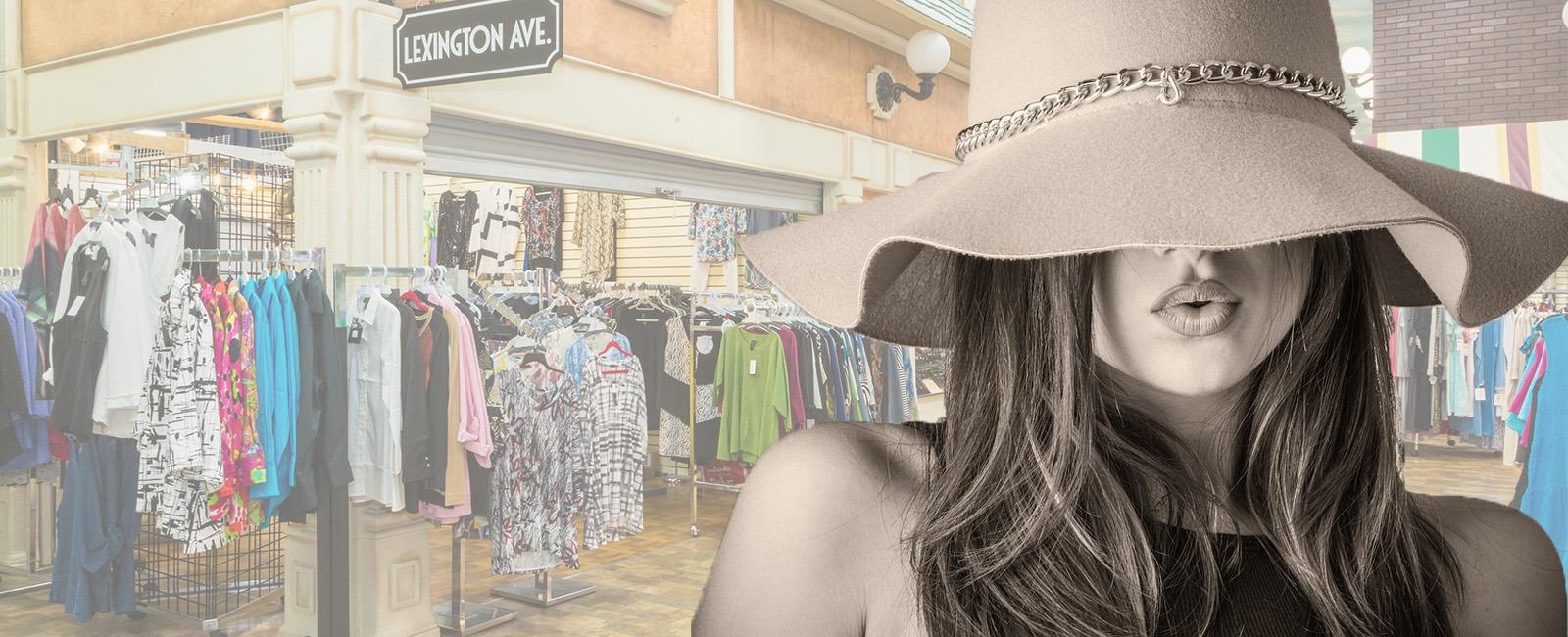 big apple shopping bazaar fashion accessories