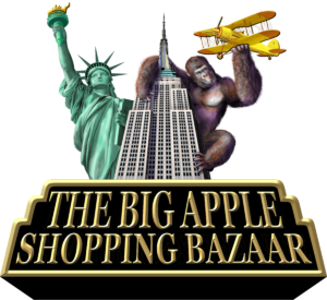The Big Apple Shooping Bazaar located in west delray beach has all of the latest womans accessories and clothing